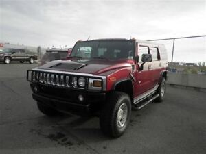 2003 Hummer H2 Remote Start | Sunroof | Heated Seats | Low KM!