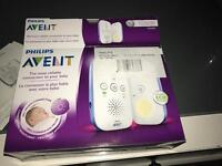 AVENT DECT baby monitor + nursery set