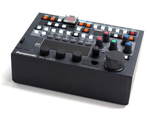 Panasonic AJ-RC10G / RC10 remote control paint box HPX camera 3700 3100 600 370