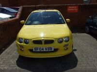 MG ZR 1.4...16v... 81098miles...11 months MOT...Head gasket replaced...SEE PHOTOS