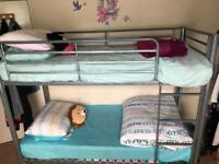 Single Bunk Bed (used) - great condition