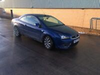 2008 Ford Focus convertible 2.0 diesel