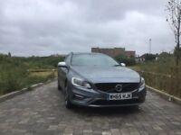 Volvo v60 r design auto