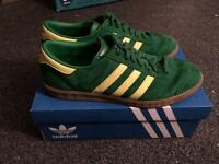 Adidas Hamburg Trainers (Size 9) [Great Condition]