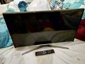 "Samsung 32"" 1080p smart TV"