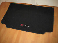 Ford B-Max double-sided boot carpet/rubber mat/boot liner (Ford part)
