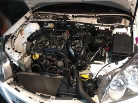 Vauxhall 1.3 cdi engine