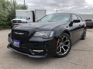 2017 Chrysler 300 S**LEATHER**SUNROOF**8.4 TOUCHSCREEN**NAV**
