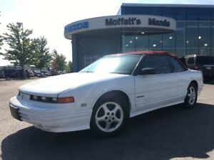 1994 Oldsmobile Cutlass Supreme AUTOMATIC CONVERTIBLE