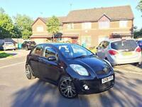 **2008 08 REG TOYOTA YARIS SR 1.8 5DR LONG MOT ONLY 34K TOP SPEC 100% EXCELLENT RUNNER BARGAIN**