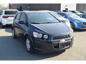 2015 Chevrolet Sonic LT HATCH A/C MAGS