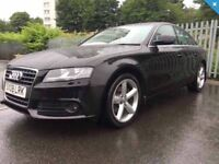 2008 AUDI A4 2.0TDI SE, 92000 MILES, SUNROOF & HEATED SEATS, MOT'D-JANUARY-2018