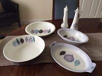 Portmeirion Dusk Pottery cookware