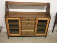 Pine Buffet Sideboard