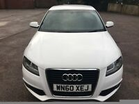 Audi A3 S line 2.0 TDI 5 door Excellent Condition Full Leather Interior BOSE SOUND SYSTEM