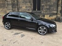 2011 AUDI A3 BLACK EDITION 2.0 TDI *PART EXCHANGE AVAILABLE*