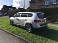 Chevrolet orlando Vcdi LS 2012 7 seater
