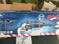 "Bosch Angle Grinder Professional 9"" Brand New"