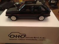 1.18 ford fiesta mk1 xr2 made by otto mobile new