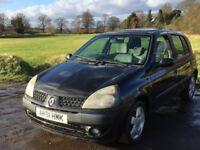 Renault Clio 16v automatic