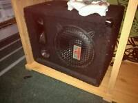 Auna pa system speakers