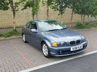 BMW 323Ci 2.5 Coupe - MOT 17/08/17 - PX TO CLEAR