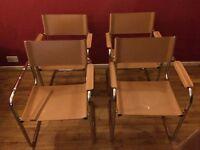 4 x Delta Chairs