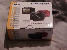 Praktica Luxmedia 16-Z26S digital bridge camera