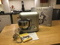 Stand Food Mixer with attachments - Andrew James