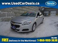 2015 Chevrolet Malibu 1LT Sunroof Fully Equipped Htd Seats