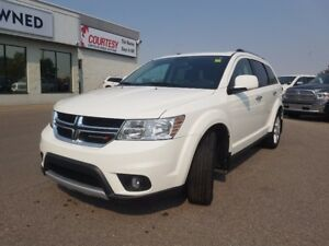 2015 Dodge Journey R/T | Third Row Seating | Built In Navigation