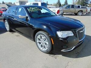 2016 Chrysler 300 C Platinum All Wheel Drive