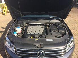 VW Passat Executive Estate- 2014 model.