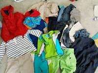 Boys clothes 2-3