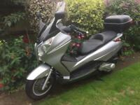 Honda s wing 125 in beautiful condition