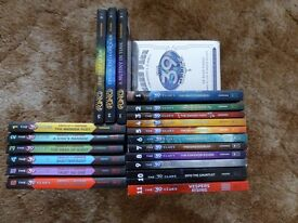 20 x 39 Clues books - in excellent condition