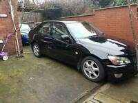 2001 LEXUS IS200 AUTO FULL MOT