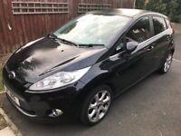 Ford Fiesta Titanium - £20 road tax a year!