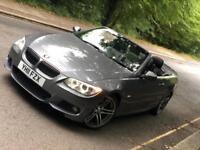 BMW 330D M SPORT PLUS CONVERTIBLE
