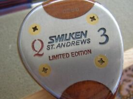 QE2 LIMITED EDITION GOLF CLUBS