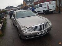Mercedes-Benz, E CLASS, Saloon, 2008, Manual, 2148 (cc), 4 doors