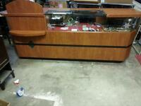 for sale-retail store counter