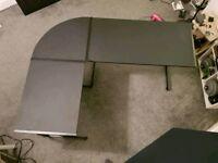 Mint Condition L-Shaped Desk