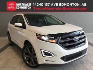 2016 Ford Edge Sport | Tech Pack | Nav | Heat Cool Leath | Rmt S