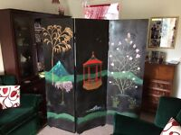 Chinese themed Dividing screen!!!!