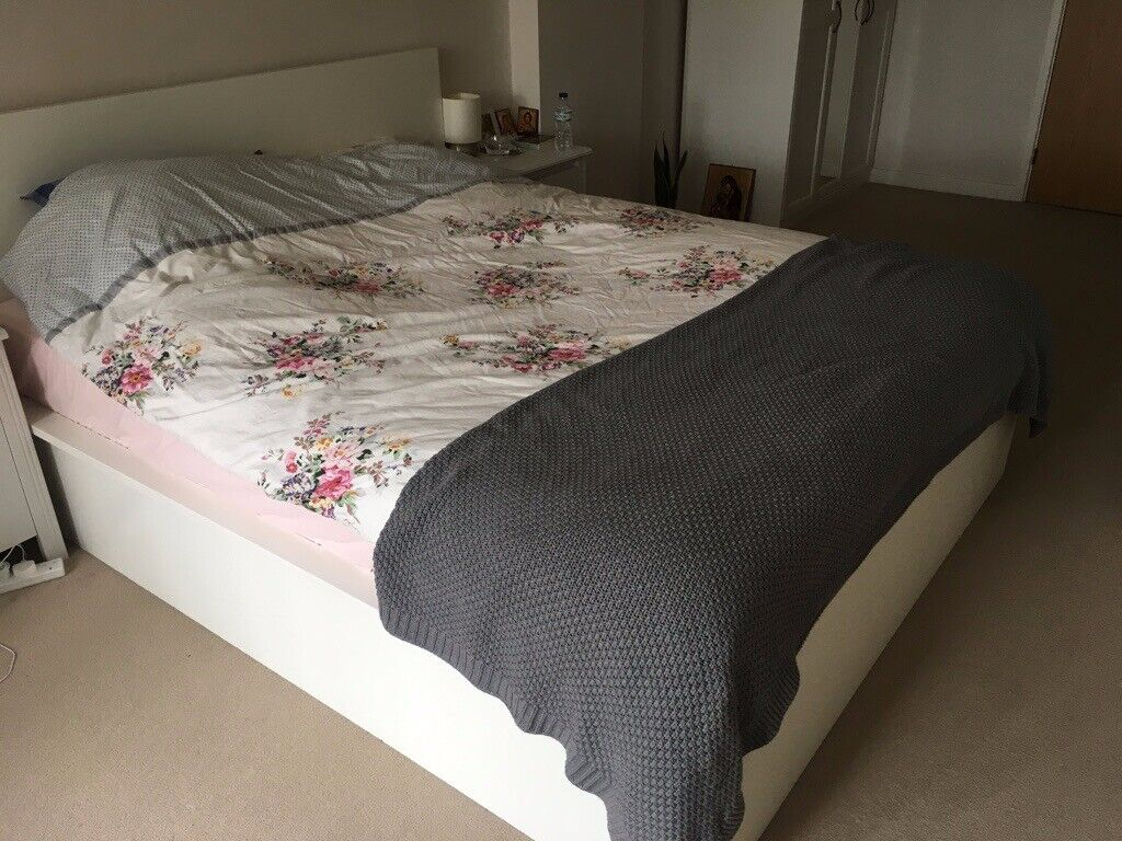 Tremendous Malm Ottoman Bed In Bristol City Centre Bristol Gumtree Gmtry Best Dining Table And Chair Ideas Images Gmtryco