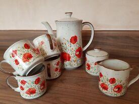 Tea set.