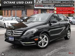 2013 Mercedes-Benz B-Class Sports Tourer ACCIDENT FREE! ONE O...