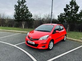 TOYOTA YARIS 1.3 5DR PETROL ONLY 23000 MILEAGE SERVICE HISTORY NEW MOT