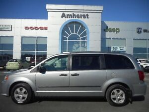 2013 Dodge Grand Caravan EXPRESS SE, REAR STOW N GO